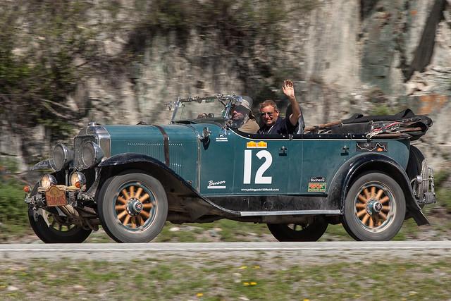 #12 Buick 25X 1929