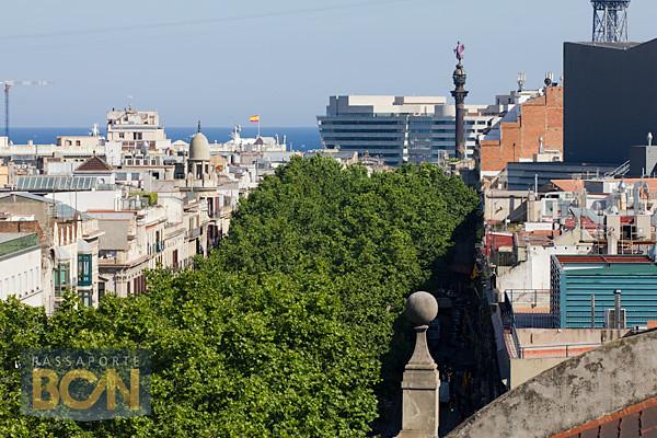 hospedagem em Las Ramblas de Barcelona