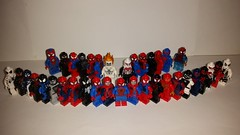 Spidey collection as of 24/07/2016