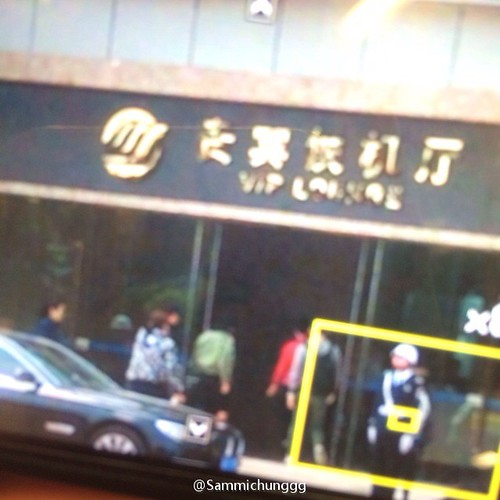 Big Bang - Fuzhou Airport - 29mar2015 - Tae Yang - Sammichunggg - 01
