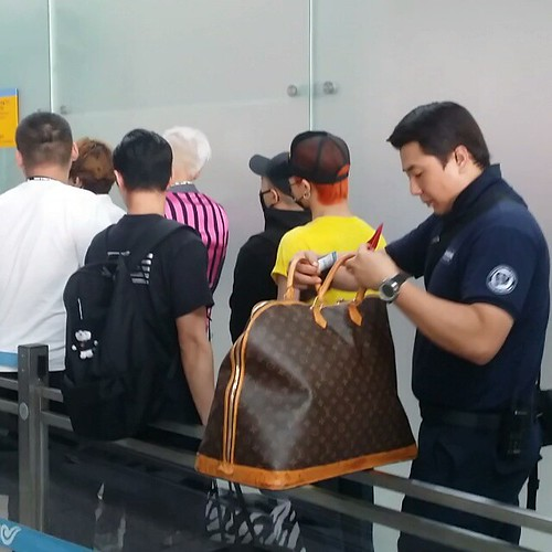 Big Bang - Incheon Airport - 07aug2015 - mybaeby - 07