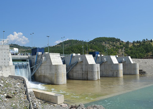 OCMC News - Hydroelectric Power Plant Built by the Albanian Orthodox Church Recently Opens