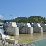 Hydroelectric Power Plant Built by the Albanian Orthodox Church Recently Opens