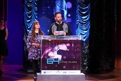 E#PremiosCondontegando uno de los #PremiosCondor a Mejor Documental