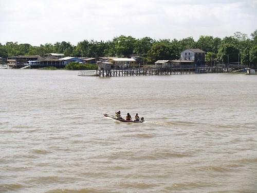 Na Amazônia Foto Chico Terra