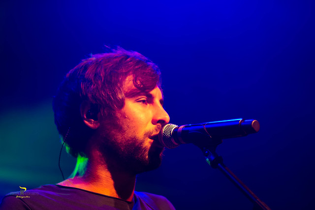 Max Giesinger & Halle02, Canon EOS 600D, Canon EF 85mm f/1.8 USM