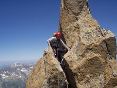 Climbing: Chamonix, France (01-Aug-03) Image