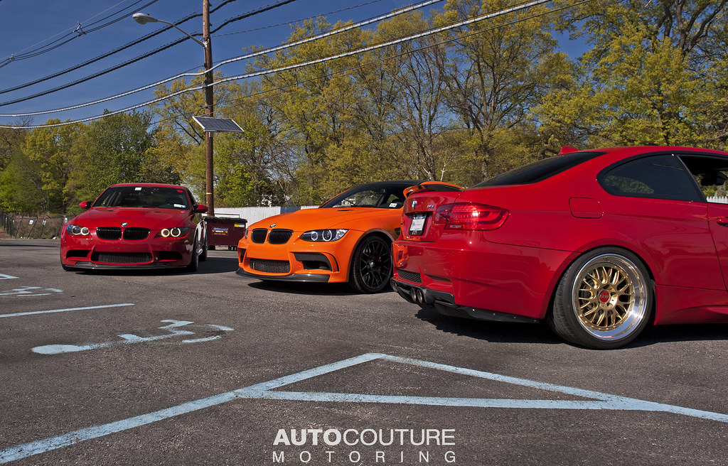 Super Charged Melbourne Red and Fire Orange - BMW M3 Forum