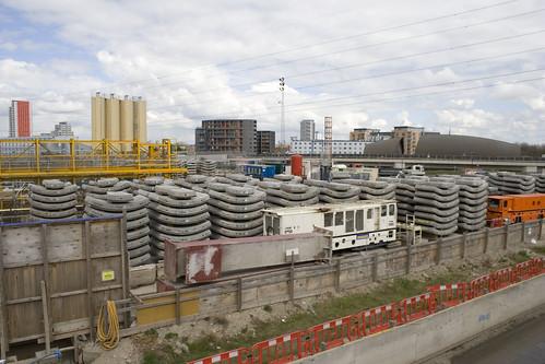 Future crossrail tunnel linings