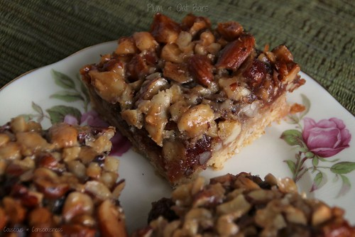 Plum & Oat Bars 5