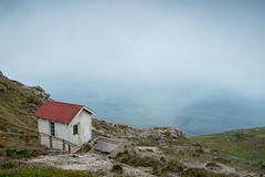 Photograph: Hillside shack