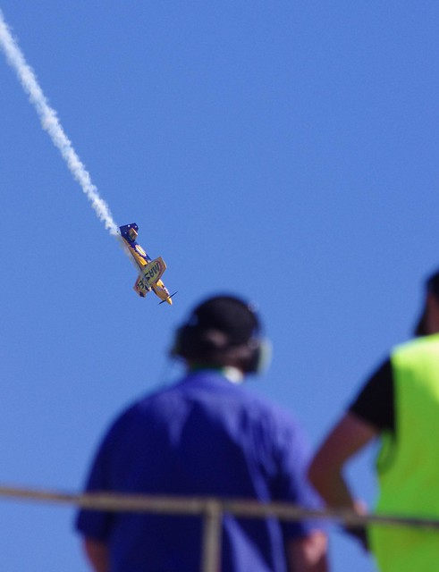 """Deadly Accurate"" Matt Hall Racing - Wings Over Illawarra airshow"