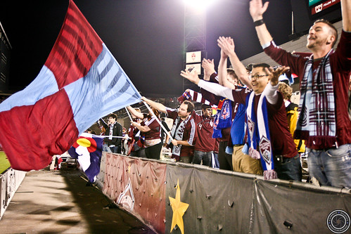 C38 Supporters Group, Rapids Vs. Toronto May 4 2013 by Corbin Elliott Photography