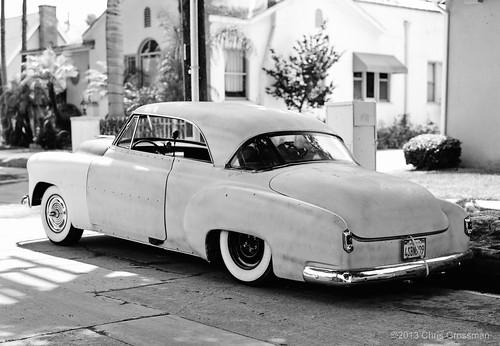 1952 Chevrolet 2-Door Sedan Lowrider - Pentax 67II - Super-Multi-Coated Takumar 55mm F/3.5 - Neopan Acros 100