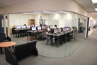 Eurocentres Vancouver - Computer Lab