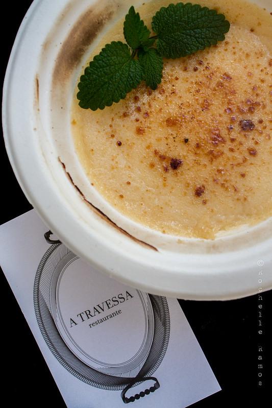 A Travessa - Crème Brûlée