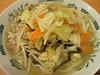 日高屋 野菜たっぷりタンメン