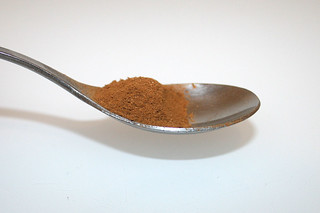09 - Zutat Zimt / Ingredient cinnamon