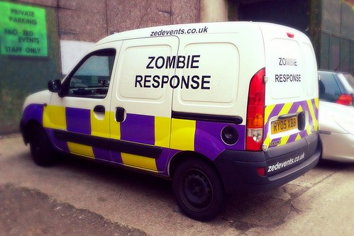 ZOMBIE RESPONSE by AZM-GRAPHIX