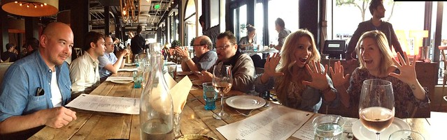 Speaker Dinner Panorama