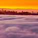 Two Towers Above the Fog by H. Michael Arrighi