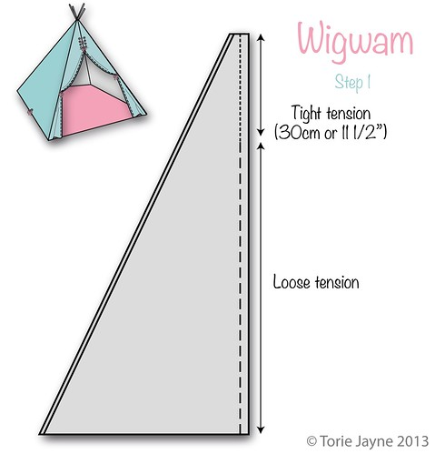 Wigwam Step 1