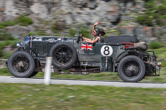 #8 Bentley 4½ 1928