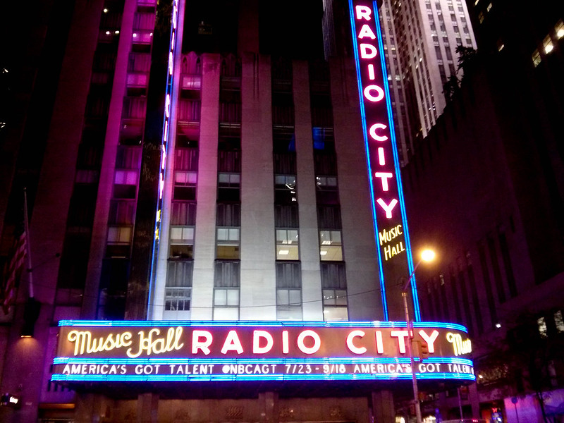 Radio City Music Hall | New York City, USA