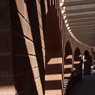 Bricks and shadows