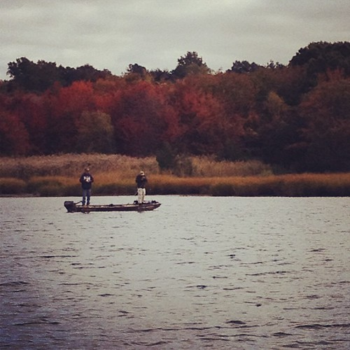 Fall in New England #boatlife
