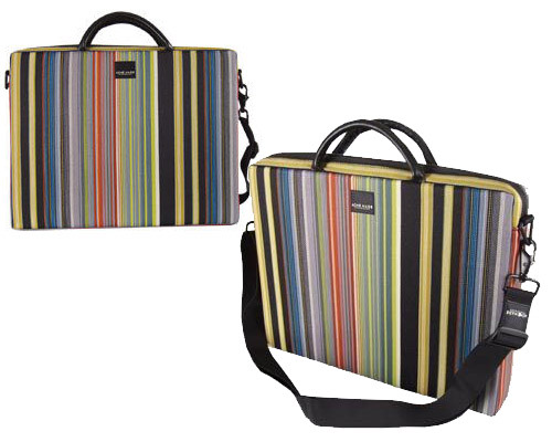 Slim MacBook Stripe Style Sleeve Especially For Ladies 15.5 inch