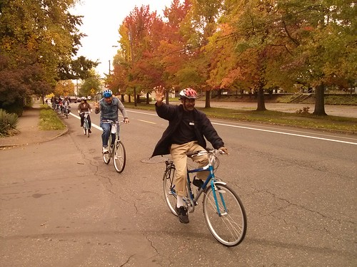Create a Commuter at New Columbia Fall 2013