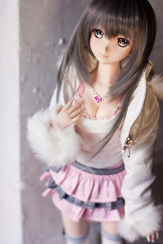 白姫な歩子ちゃん