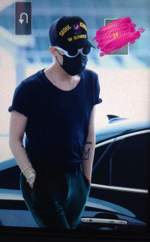 Big Bang - Incheon Airport - 26jun2015 - Joey_GD - 01