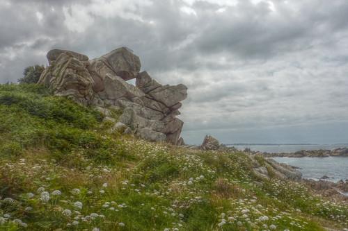 Le Diben - huge boulders