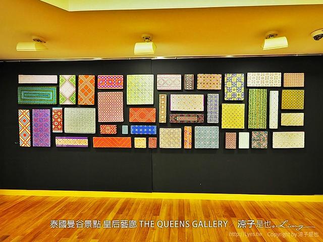 泰國曼谷景點 皇后藝廊 THE QUEENS GALLERY 70