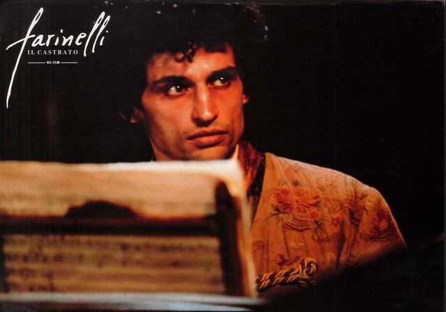 1994 FARINELLI (IL CASTRATO). Gerard Corbiau