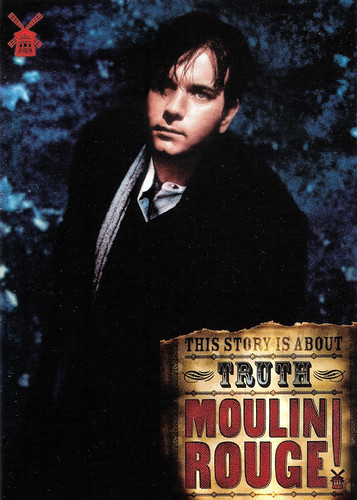 Ewan McGregor in Moulin Rouge (2001)