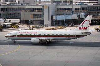 Royal Air Maroc - RAM Boeing 737-4B6 CN-RMF