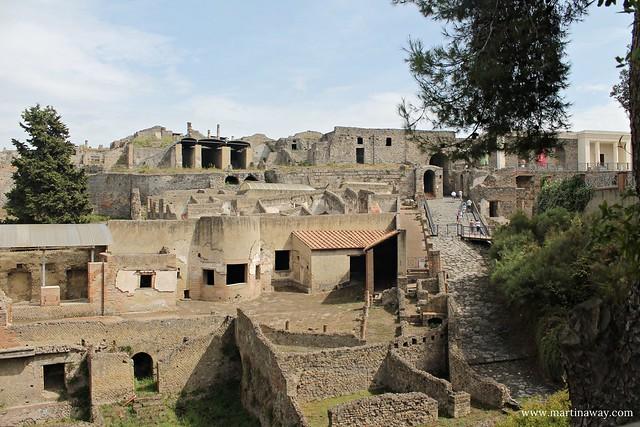 Pompei, Terme Suburbane