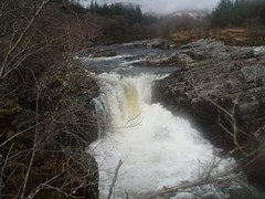Eas a' Chathaidh Falls Image