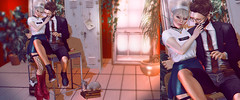 . Deep trouble Red lollipop