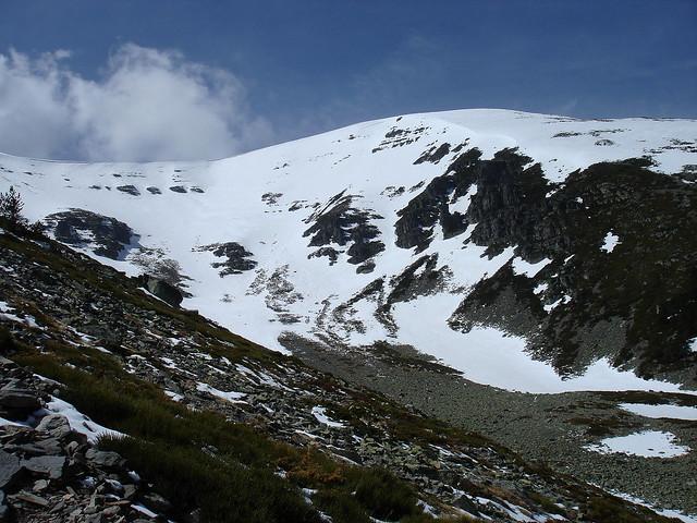 Ante la montaña sagrada