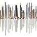 Hardware City skyline by Francisco Javier Periñán Delgado