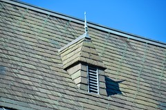 Our Lady Queen Of Martyrs School Roof