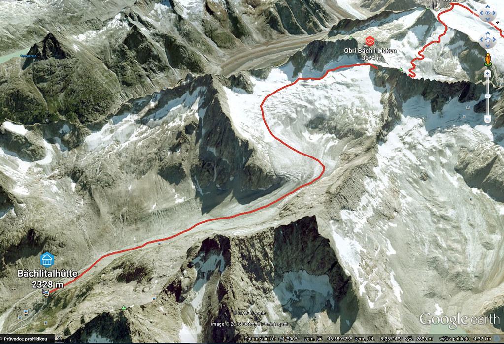 Hubelhorn (day 4, h.r. Swiss Glacier) Berner Alpen / Alpes bernoises Switzerland photo 01