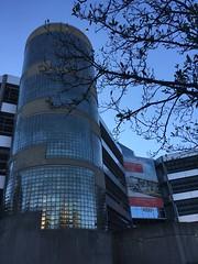 Former Intelsat headquarters, Connecticut Avenue NW, Washington, D.C.