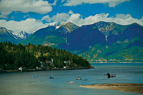 Bowen Island by petetaylor