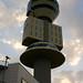 Milan Malpensa airport control tower