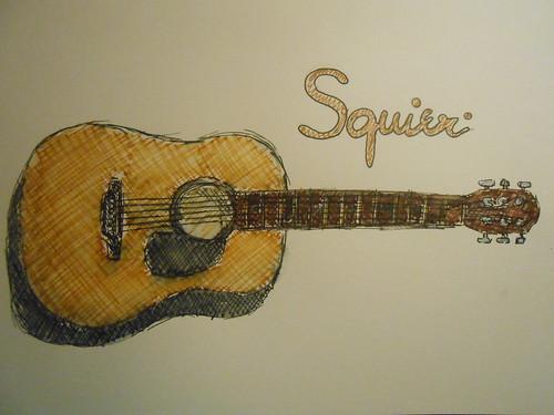 Mi guitarra!!